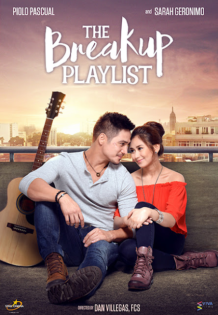 The Breakup Playlist Filipino Romance Drama Film