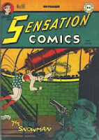 Sensation Comics #59 comic cover pic