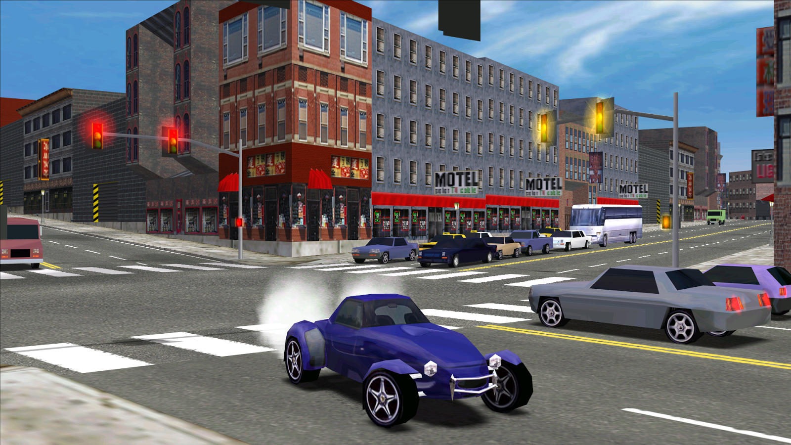 Midtown Madness 1 PC Game 1999 Overview
