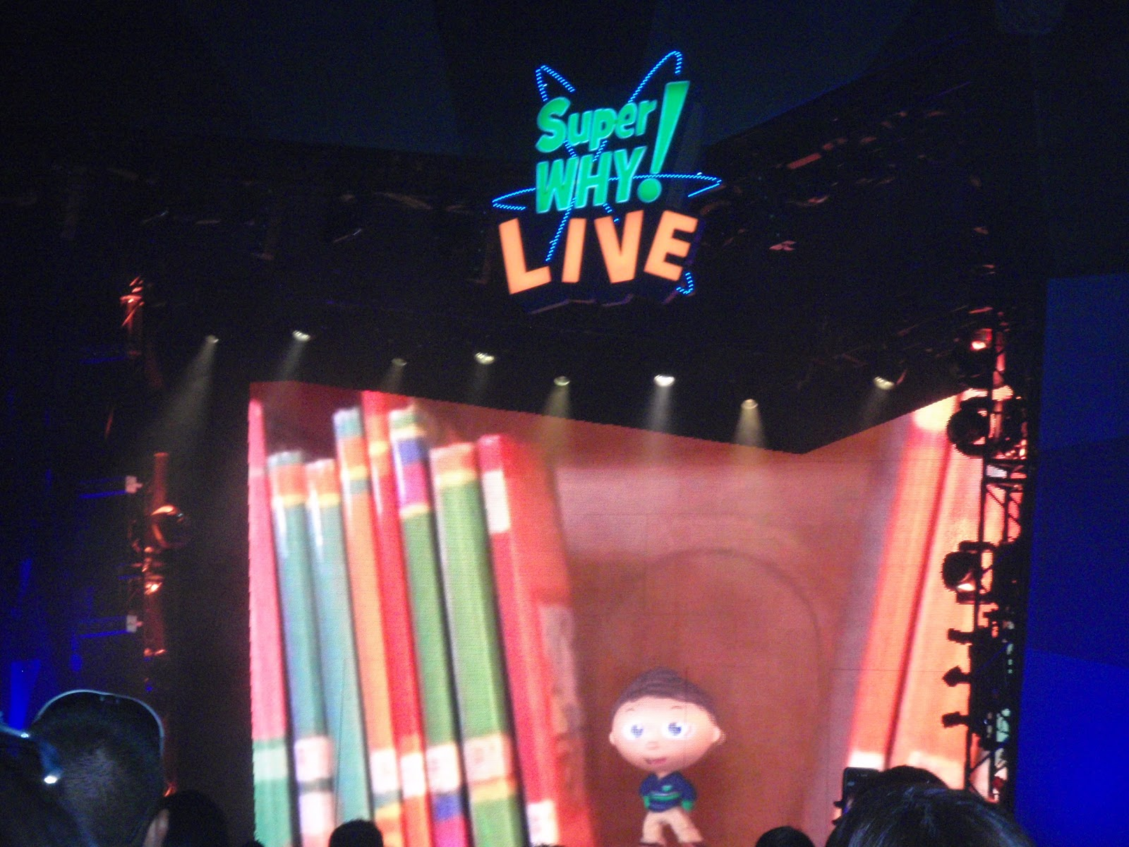 SuperWhy Live Tour- A ...