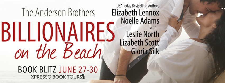 Billionaires on The Beach Book Blitz