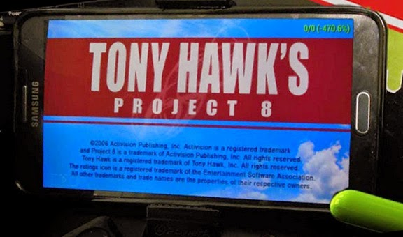 download Game PSP Tony Hawk's Project 8 PPSSPP Android