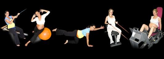 pregnancy gymnastics exercises
