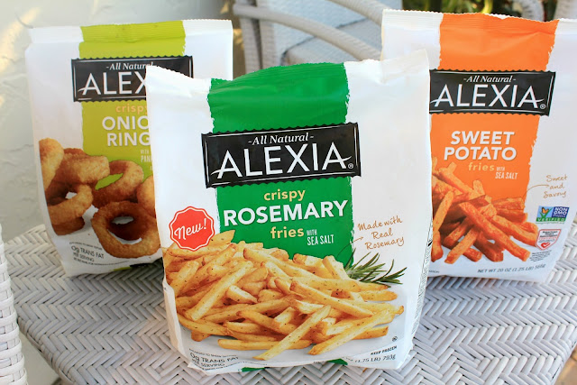Alexia products available at Walmart #SpringIntoFlavor #ad