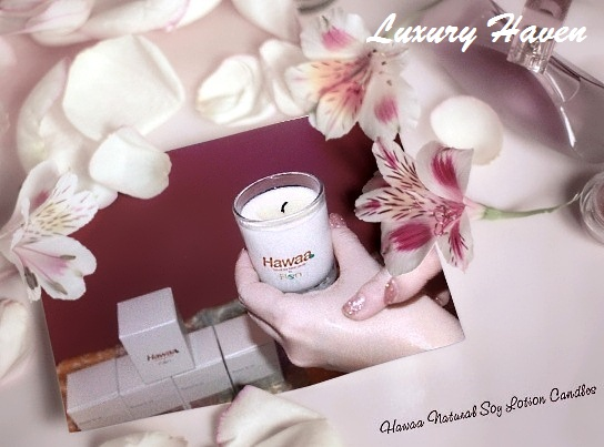 valentines day gifts flenco hawaa candle
