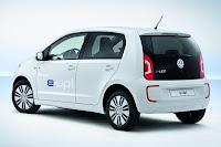 Volkswagen e-Up! 5-Door (2014) Rear Side