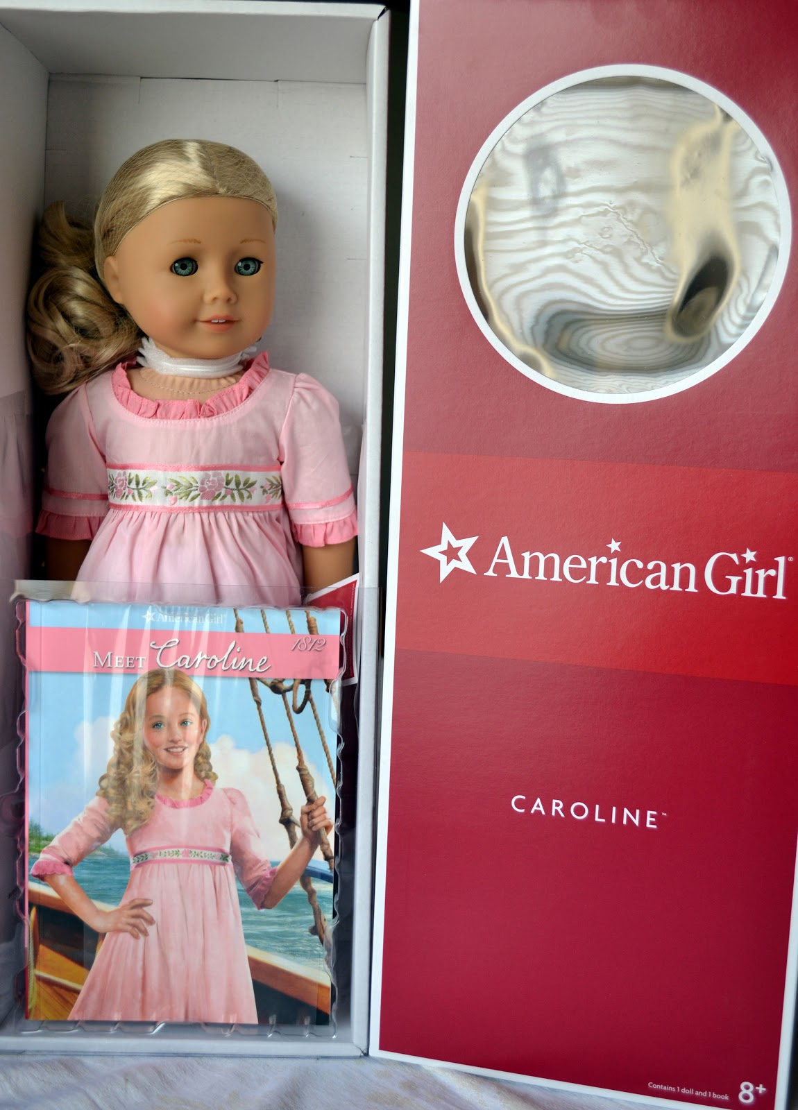 I Heart American Girl Dolls