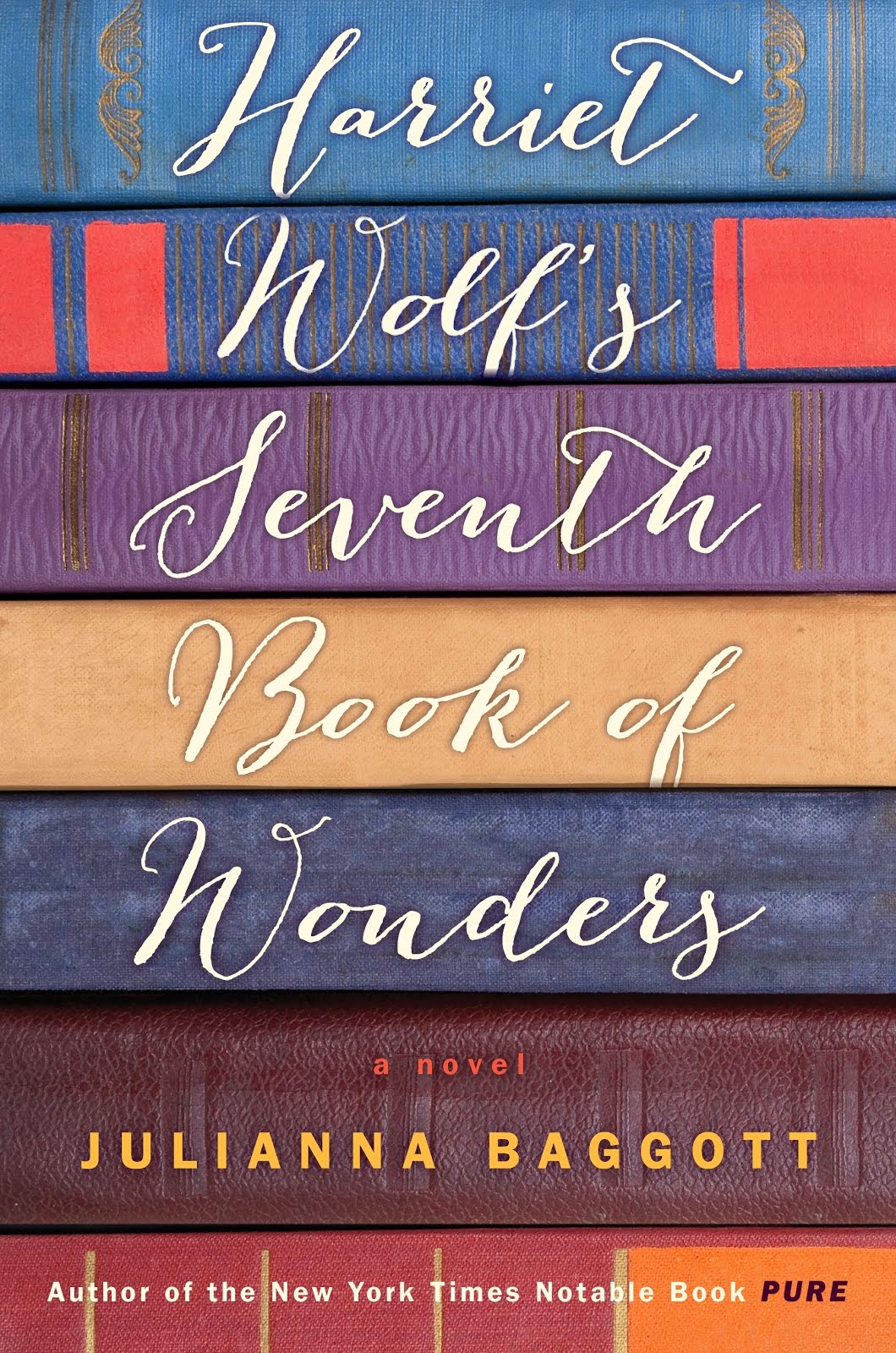 Harriet Wolf's Seventh Book of Wonders a New York Times Notable Book of the Year!