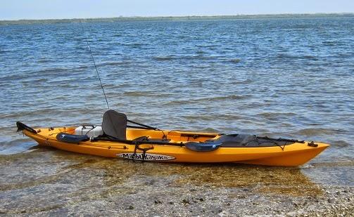 Coleman Kayac Challenge en Michoacán