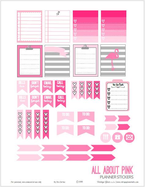 Inserti fai da te per agende e planner gratio caf blog for Planner decorating blogs
