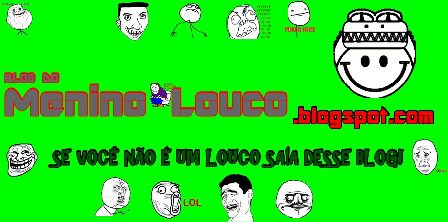 Blog do Menino Louco