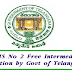 TS Go.2 Free Education in Govt Junior Colleges Telangana