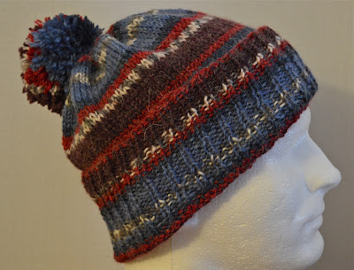 hat for sale at https://www.etsy.com/shop/JeannieGrayKnits