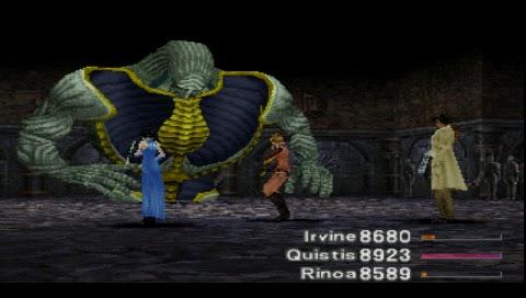 Final Fantasy VIII, Gargantua