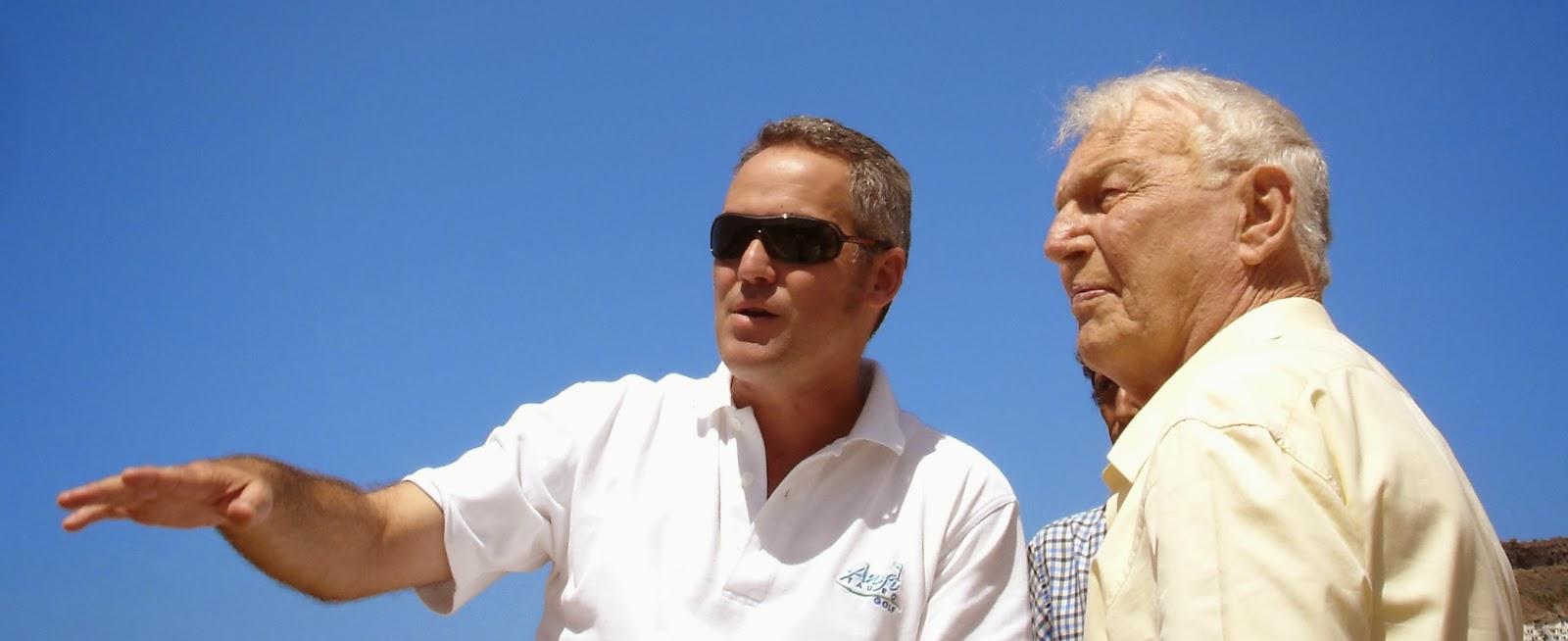 Richard a baril anfi tauro golf course - Javier suarez ...