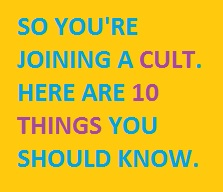 10 Things You Need to Know About Cults