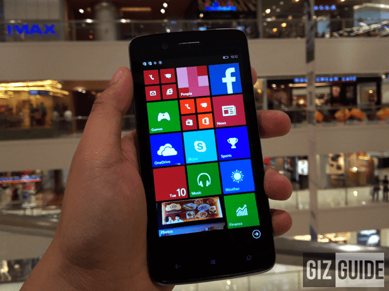 PRESTIGIO MULTIPHONE 8500 DUO REVIEW, THE ELEGANT WINDOWS PHONE!
