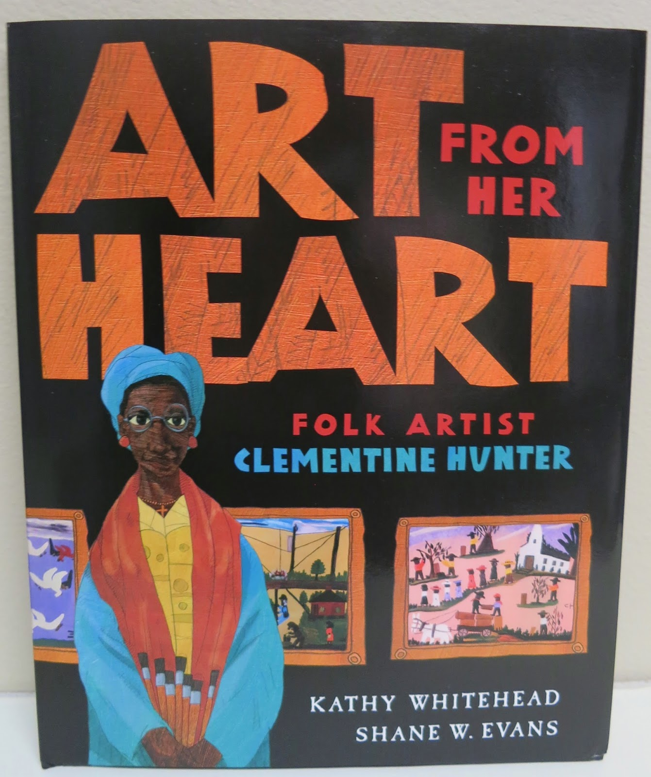 folk artist clementine hunter Clementine hunter is arguably one of the most significant american folk  in  1939, using some paints discarded by a visiting artist, clementine began painting.