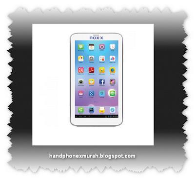 Review Tablet NOXX Schwarz Series Zentrum Sepetember 2015