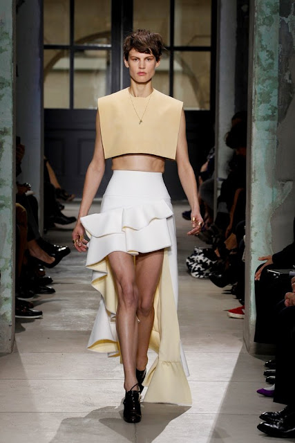 Nicholas Ghesquiere Leaves Balenciaga: Final Collection SS13
