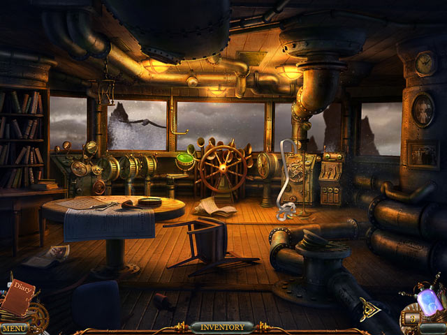 Voodoo Chronicles: The First Sign Collector's Edition Game screenshot 4