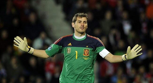 Iker Casillas Hd Wallpapers 2012