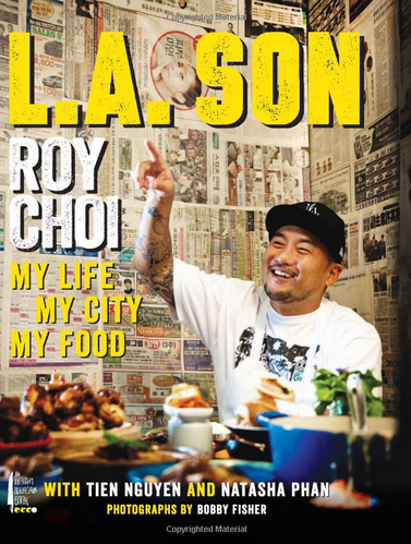TOP SELLER: L.A. SON ROY CHOI