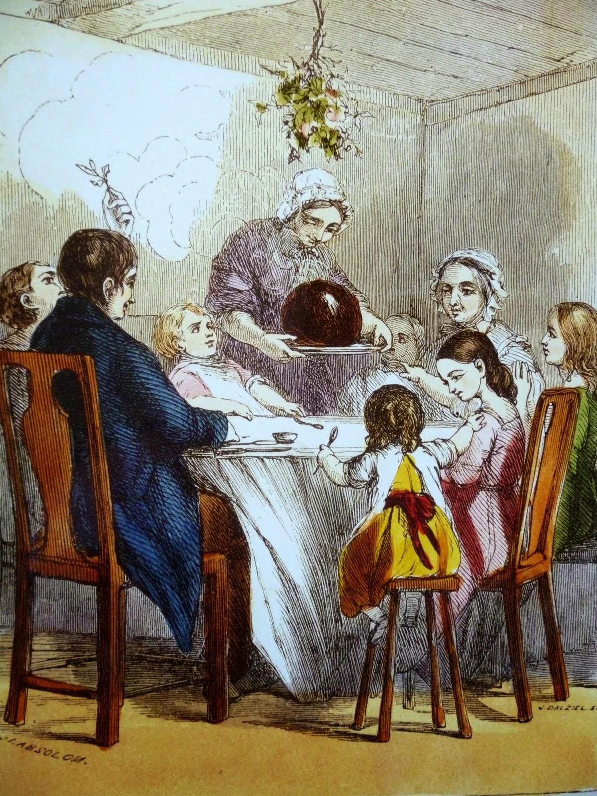 Immagini Natale Vittoriano.Il Mondo Di Sissi Ricette Tradizionali Per Un Natale Vittoriano