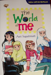 Cover Buku The World of Me
