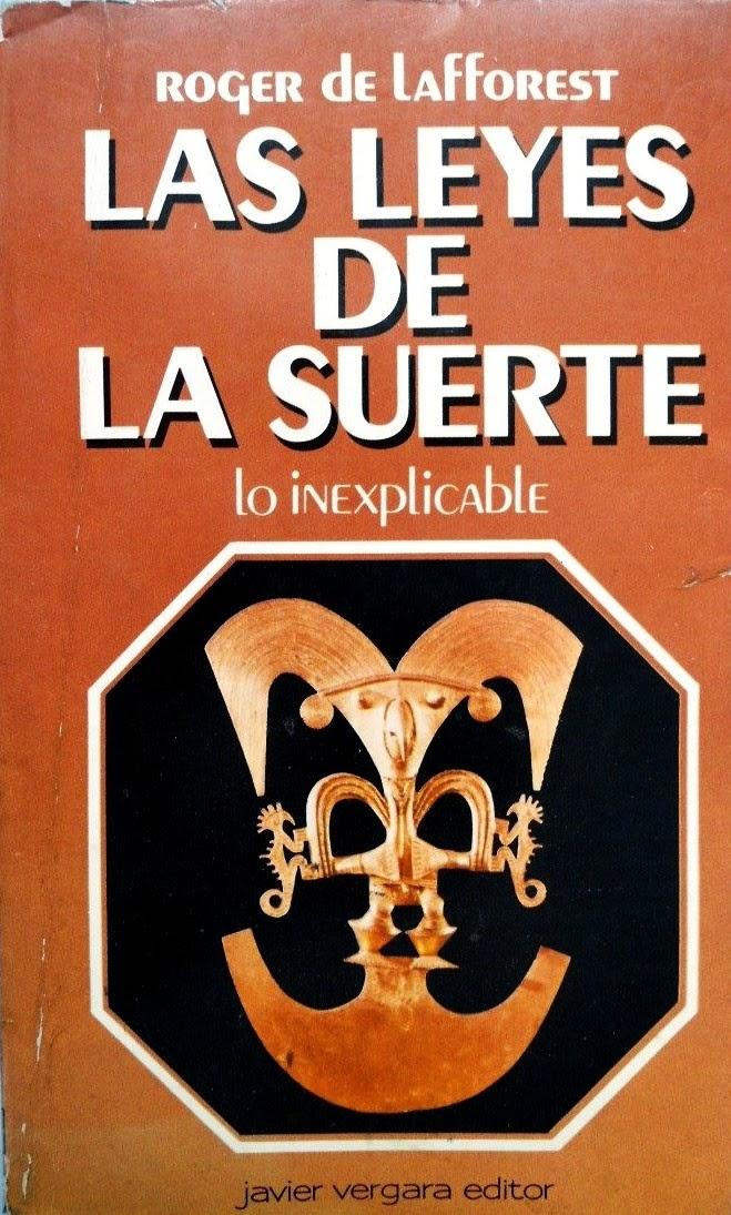 Segunda edición de Las Leyes de la Suerte de Roger de Lafforest