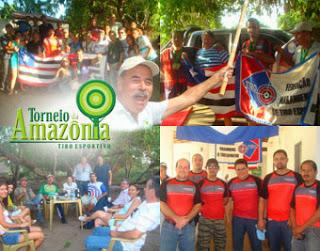 Torneio da Amazônia 2013 - Tiro Esportivo - Foto: Divulgação/ FMTE
