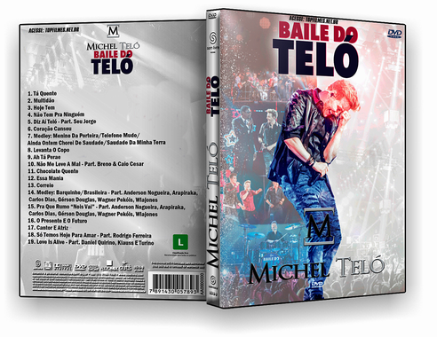 Download Michel Teló Baile do Telo DVD-R Michel 2BTel 25C3 25B3 2BBaile 2Bdo 2BTelo 2BDVD R