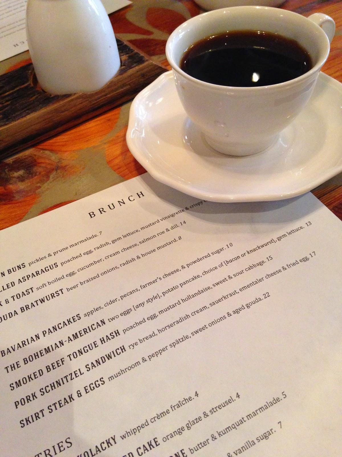 Bow Truss Coffee
