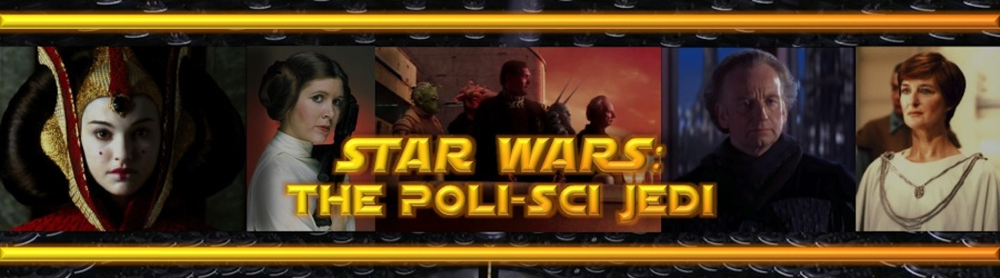 Star Wars: The Poli-Sci Jedi