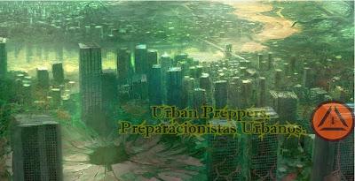 Facebook. Urban Preppers. Preparacionistas Urbanos.