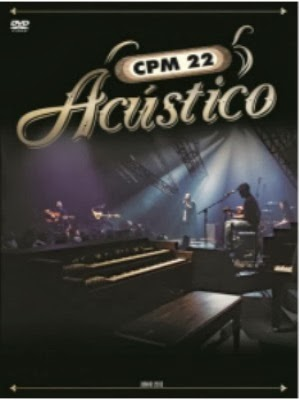 capa Download   CPM 22   Acústico   DVDRip AVI e RMVB (2013)