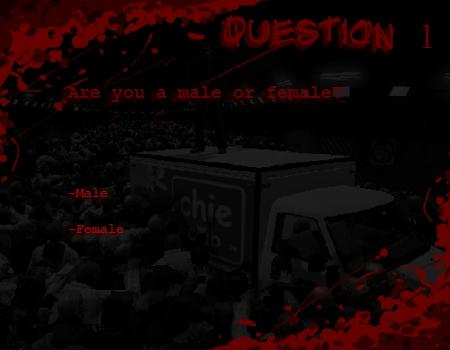 Quiz de sobrevivência em um apocalipse zumbi. Você sobreviveria a um apocalipse zumbi?