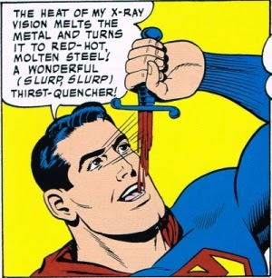 Superman Shits Metal