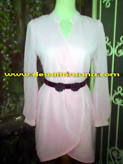 Mini Dress Green Pastel
