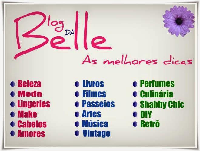 Blog da Belle