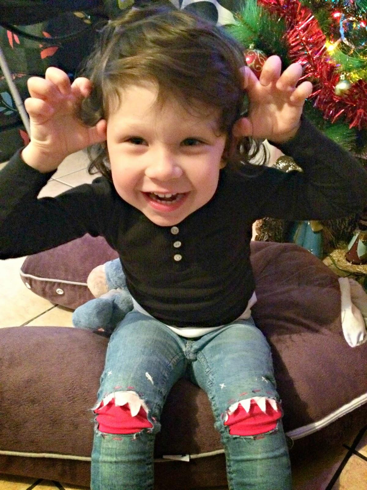 la fabrique bibelote   diy  2  comment customiser un jean enfant