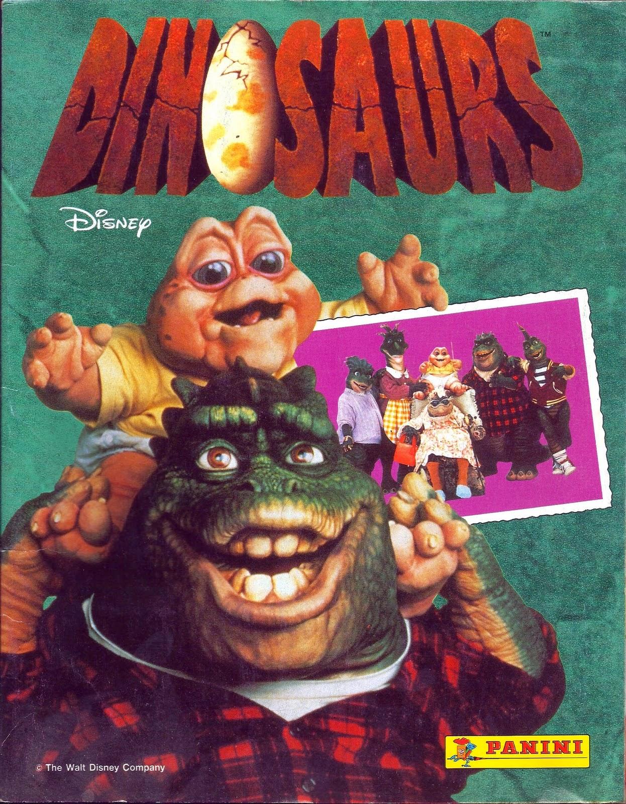 Dinosaurios Temporada 2 (Latino)