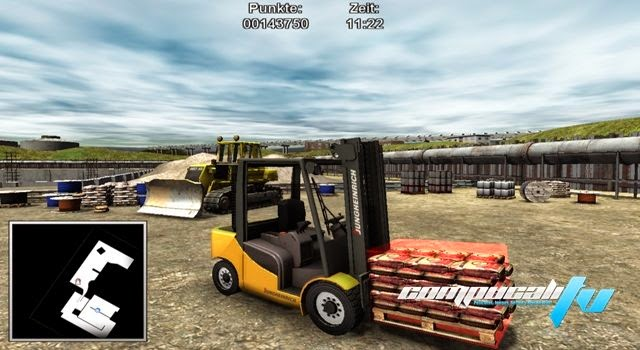 Warehouse and Logistic Simulator 2014 PC Full