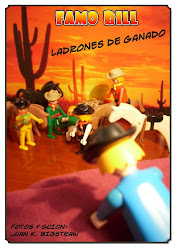 Si te gustan los comics con Playmobil...