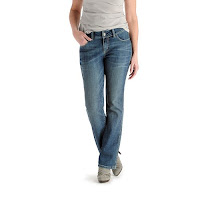 Look 10 pounds slimmer instantly, just by wearing your jeans...