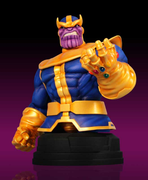 The Blot Says Sdcc 12 Exclusive Thanos Mini Bust By