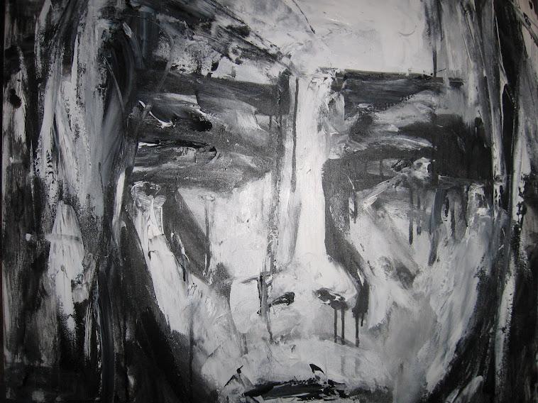 peinture en direct, vendue