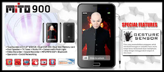 Phone Mito 900 Review, Prices And Spesifications