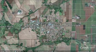 google earth escala