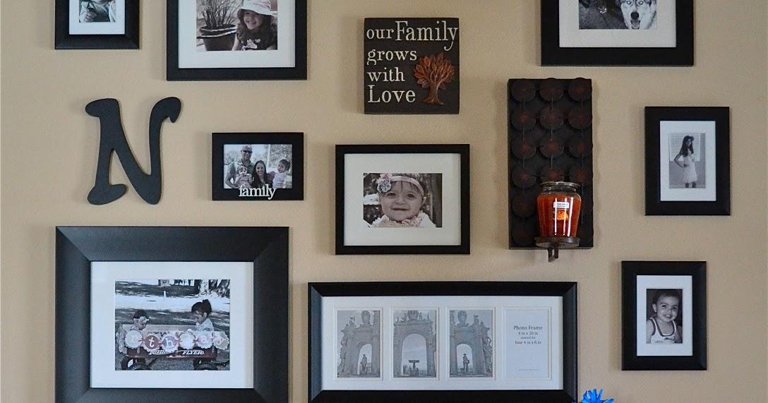 Our Happy Casita Entryway Frame Wall
